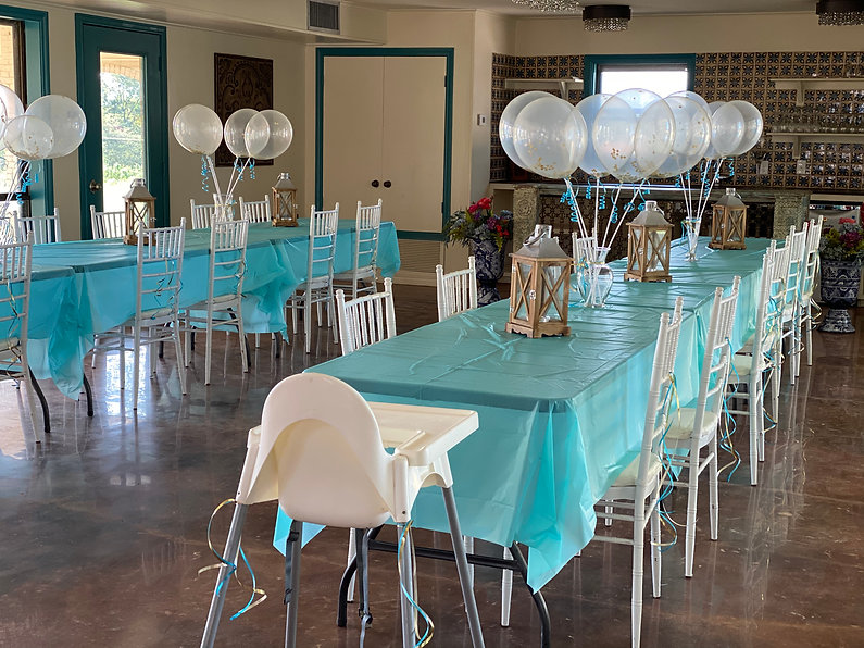 Private functions with a Latin flavor in East Texas