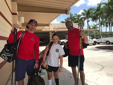 Schaus Hockey Off Ice Training in Fort Myers FL