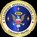 Classified Investigations logo for private investigator Lakeland FL