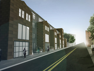 Aileron, Artist Housing and Studios Moves forward with First Phase