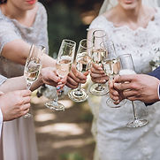 Wedding party toast song for reception