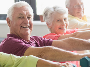 The Importance Of Exercise For Senior Citizens