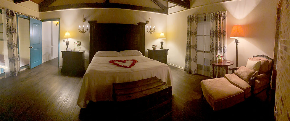 Mount Vernon TX bed & breakfast