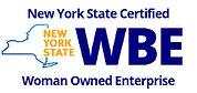 NY Woman Owned Enterprise logo