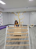 Private play space