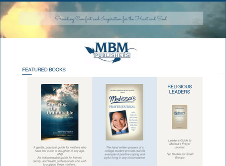 Blue Heron Launches MBM Publishers Website Makeover
