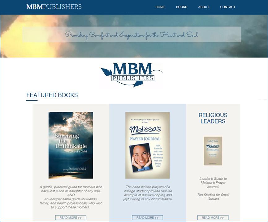 MBM Publishers Website