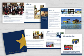 multi-page brochures