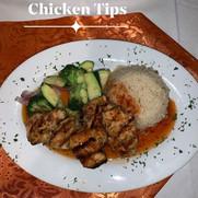 Thai Chicken Tips
