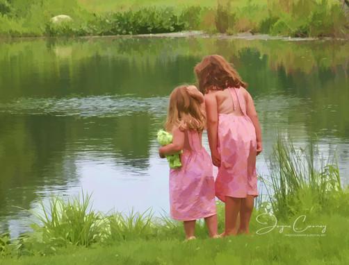 Children Watercolor