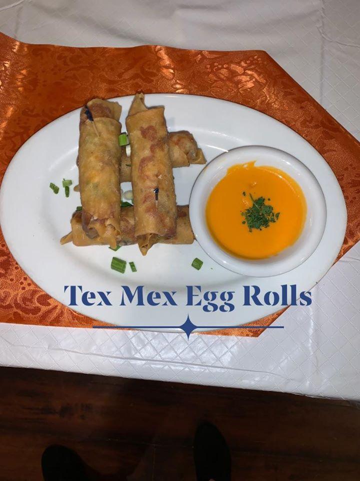 Tex Mex Egg Rolls