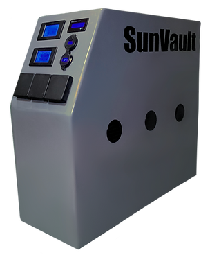 Best solar storage solution for homes and RV's
