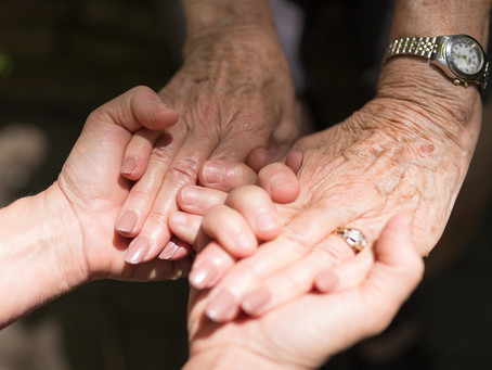What To Do When Our Aging Parents Won't Take Our Advice