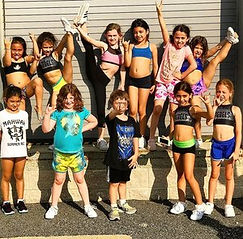 US Cheer summer camps and classes in Mahwah NJ