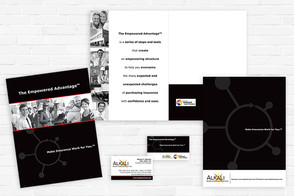 business identity packages