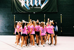 US Cheer training for rec programs and schools in Mahwah NJ