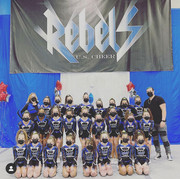 April 2021 Reckless Rebels take the highest score of the competition!