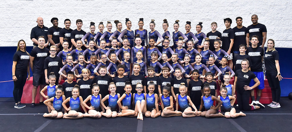 US Gym Mahwah Competitive Gymnastics Team NJ