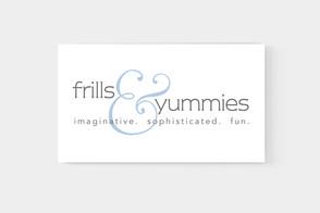 Frills & Yummies logo