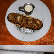 Cajun Shrimp Garlic Bread