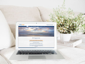 Blue Heron Support Announces Launch of New Jersey Based Travel Agency Website Redesign