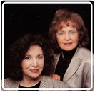 Wedding Music Central founders Gloria and Barbara