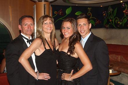 The Ribeiro Family owners of US Gymnastics NJ