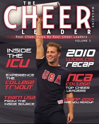 US Cheer Coach and Choreographer Bucky O'Leary
