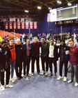 Alumni, Coaches and Judges