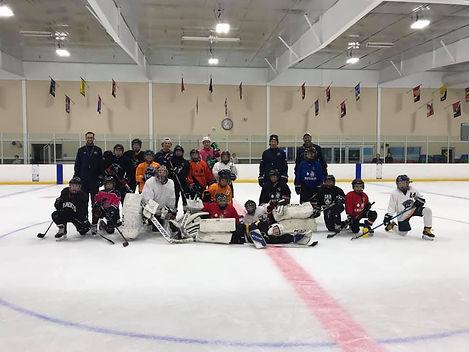Schaus Hockey Development Group Skills Training in Fort Myers FL