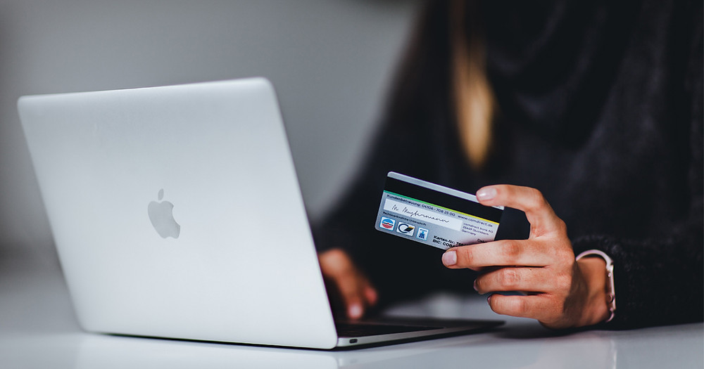 Avoid scams asking for your bank account or credit card information