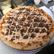Morse Deluxe Pizza
