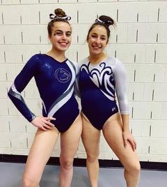 Sophia Gilligan and Nicole Kaplun