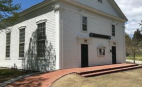 Meeting House Orleans MA Cape Cod