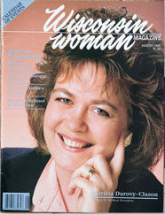 Wisconsin Woman Cover