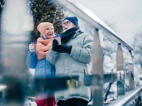 Winter Safety Tips for Senior Citizens