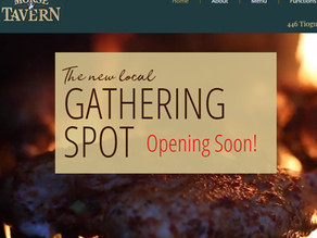 Third Website Just Launched for These  Restaurant Owners!