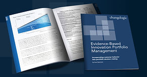 Evidence-Based Innovation Portfolio Management