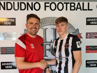 New Signing - Max Moore