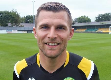 Danny Brookwell Signs for Llandudno FC