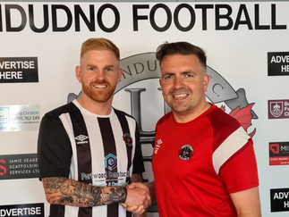 New Signing - Marc Williams