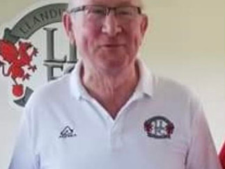 Peter Byron Made New Club President