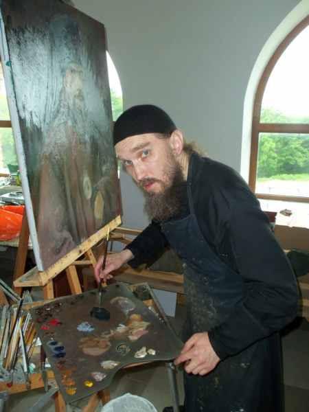 Портрет святителя Феофана Затворника (9)