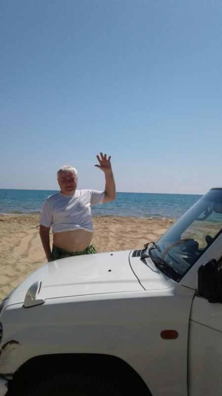 Привет с Чёрного моря