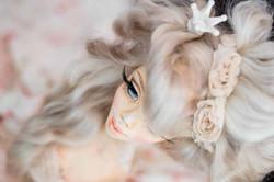 Паулина. Будуарная кукла. 2017 г (1)