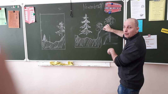 Мастер-класс Графика