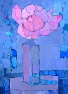 Цветок 90х64.5 х.м. 2020
