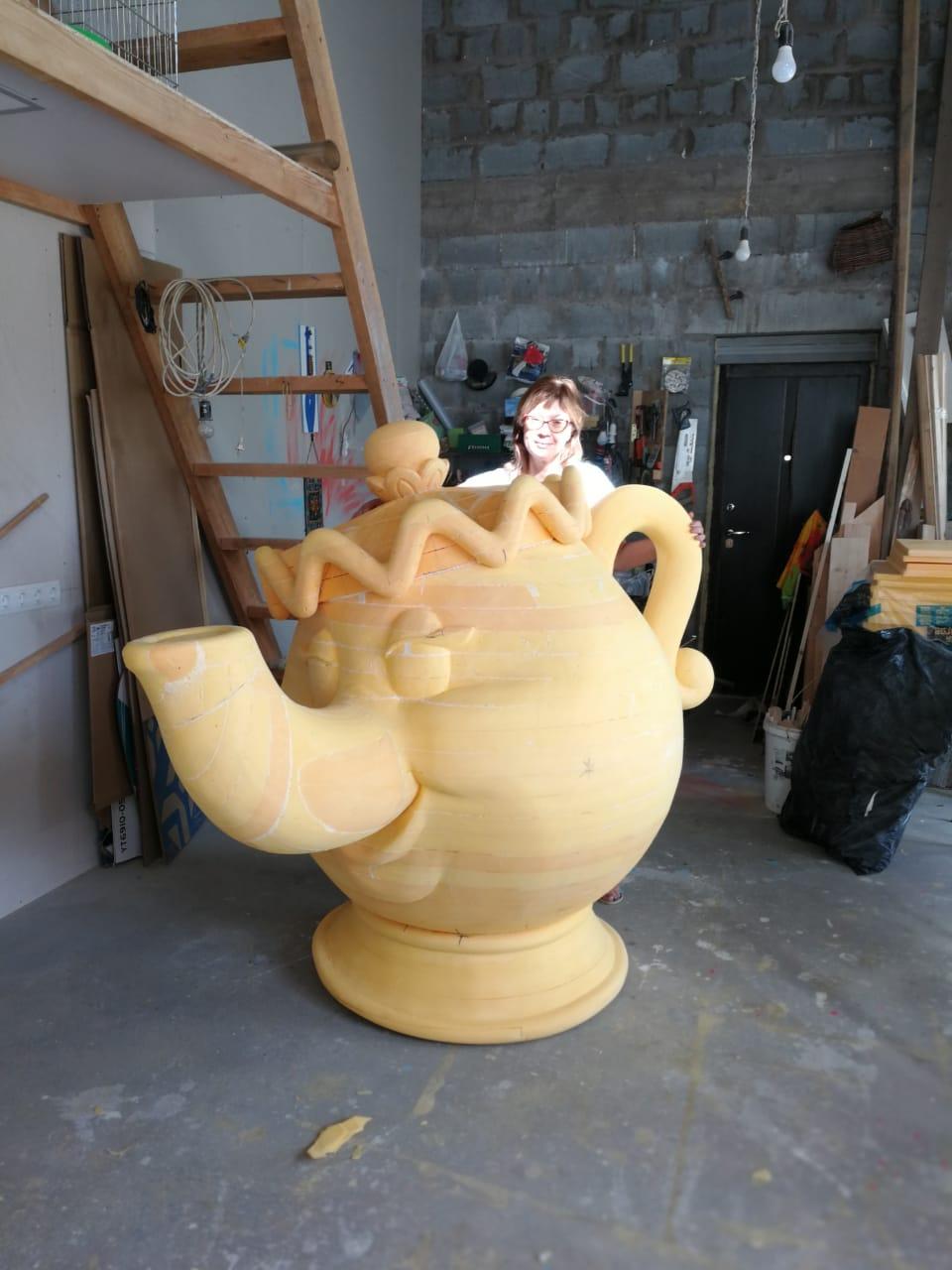 Скульптура для парка 02