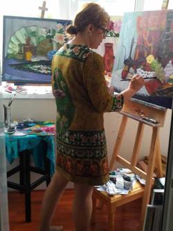 Подготовка в выставкае (2)