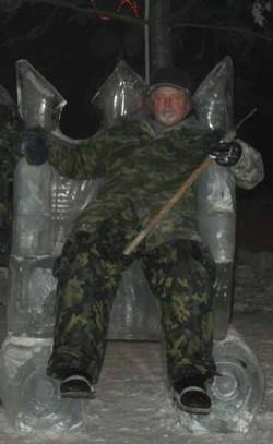 Ледовые скульптуры разных лет (6)